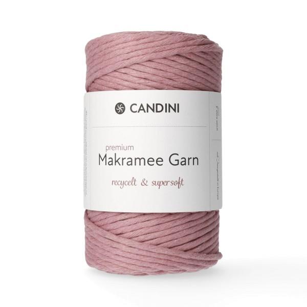 Premium Makramee Garn, 4mm, gezwirnt - primrose